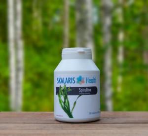 vitamine B, aminozuren, chlorofyl, mineralen en sporenelementen maken deze biologische spirulina tot een top voedingsmiddel