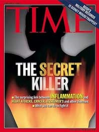 Chronische ontsteking zet de medische wereld op zijn kop