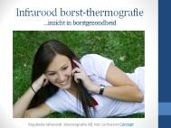 Infrarood borstscreening