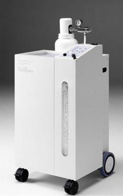 het ozontherapie apparaat